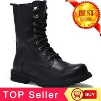 Sepatu Pinsv Sepatu Bot Militer Pria Sepatu Musim Dingin Hangat Pria