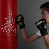 Sarung Tangan Tinju Boxing gloves UFC Pride MMA gold Muay Thai