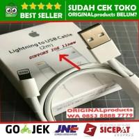 2m charger kabel data iphone 5 6 7 6s 5s 7+ 8 plus X ipad 2 meter ori