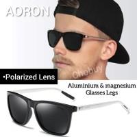 Kacamata Hitam Pria Original A387 polarized UV 400 Terbaik