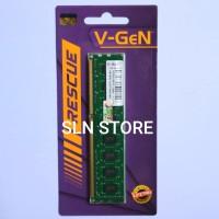 DDR3 8GB PC-12800 1600MHz V-GeN Rescue Longdimm RAM Vgen