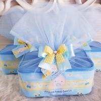 Souvenir Tissue Box Custom/Souvenir Tempat Tissue/Souvenir Ultah/Gift