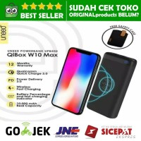 WIRELESS POWERBANK 10000 UNEED PD QUICK CHARGE 3.0 W10 MAX POWER BANK