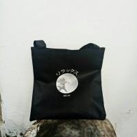 Japanese style tote bag / tas jinjing model jepang untuk pria/wanita