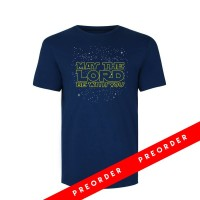 Kaos Rohani - May The Lord be with You