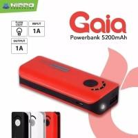 Power Bank Powerbank Hippo Gaia 5200mAH