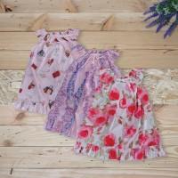 Dress Piyama Baju Tidur Anak Satin Import