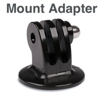 Action Cam Tripod /Monopod Adapter Mount For SJCAM /GoPro /YiCam
