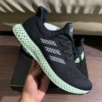 Sepatu Adidas Futurecraft 4D Black Ash