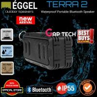 EGGEL TERRA 2 - TERRA2 Waterproof Portable Bluetooth Speakers Original