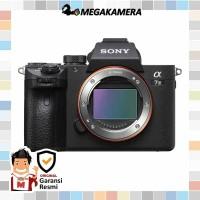 Sony Alpha 7 III / a7 III Garansi Resmi Mirrorless A7III - Body Only