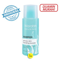 Wardah Nature Daily Seaweed Primary Skin Hydrating Booster, 100ml