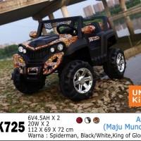 Mainan Mobil Aki Anak Jeep Glory Unikid UK-725