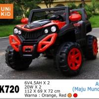 Mainan Mobil Aki Jeep Unikid UK-720