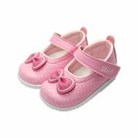 Sepatu Anak Bayi Perempuan Unik Bahan Sol Lembut Casual Terbaru
