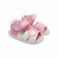 Sepatu Sandal Anak Bayi Perempuan Bahan Sol Lembut Model Casual lucu