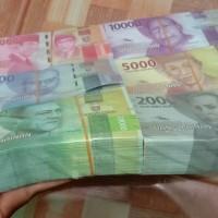 Uang mainan/mahar