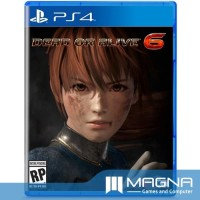 PS4 Game - Dead or Alive 6