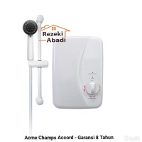 Acme Champs Tipe Accord / Water Heater Instant Acme /Mesin Pemanas Air