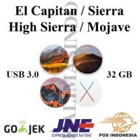 USB 3.0 Flashdisk 32GB 4 Mac OS (EL Capitan Sierra High Sierra Mojave)