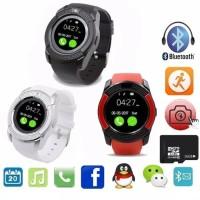 smartwatch v8 jam tangan v8 jam tangan pintar