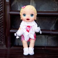 Baju Perlengkapan Aksesoris Boneka Baby Alive BB004a