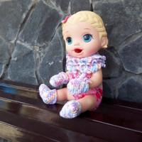 Baju Perlengkapan Aksesoris Boneka Baby Alive BB005a
