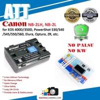 ATT Battery Canon NB-2LH/-2L Baterai Batere for 400D/350D/PS S60/S50