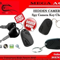 Grosir Murah Spy Cam Black Remote Mobil (Car-Key)