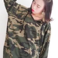 Kaos Baju Fashion Wanita Shirt Kemeja Blouse Atasan Korea New 2015158