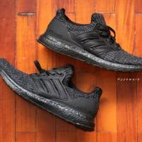 Adidas Ultraboost 4.0 Triple Black UA Quality | Money Back Guarantee