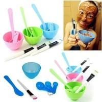 Mangkok Masker Kosmetik Set