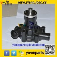 Yanmar 3D84-1 3T84 3T84HTLE Water pump 121000-42010 TAKEUCHI TB25 Yanm
