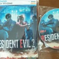 Residen Evil 2Remake Pc 6DVD