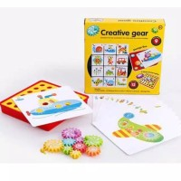 Creative gear mainan edukasi anaks