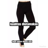 Celana legging Wanita / Celana Panjang Wanita bahan Jersey