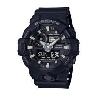 CASIO ORIGINAL G-Shock GA-700-1BDR - Jam Tangan Pria - Black