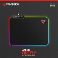 Fantech MPR351 Firefly RGB Led Mousepad Gaming