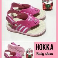 Sepatu Sandal Model Jepit Hokka Baby Shoes Untuk Anak Perempuan