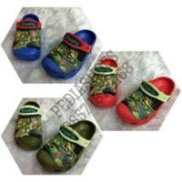 Sandal Anak Crocs Kura-Kura Ninja Turle Original Termurah