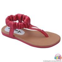 Sandal Anak Perempuan Original Merah Termurah