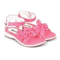 Sandal Anak Perempuan - Sendal Flat Anak - Sandal Sepatu Pesta Anak