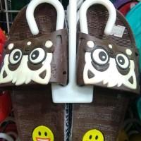 Sandal Lucu Anak Cokelat Termurah