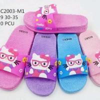 Sandal Anak Hello Kitty - Sandal Karet Sandal Selop Sandal Wudhu