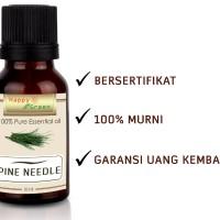 Happy Green Pine Needle Essential Oil (10 ml) Minyak Pinus Jarum Murni