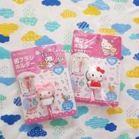 Tempat Pelindung Sikat Gigi / Toothbrush holder Hello Kitty My Melody