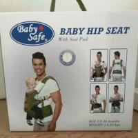 Baby Safe Baby hip seat / Gendongan bayi BARU