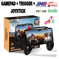 Gamepad W11+ All in One Plus Trigger PUBG MOBILE Controller Game pad