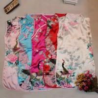 Impor Baju Qipao Chinese Cheongsam Anak Perempuan
