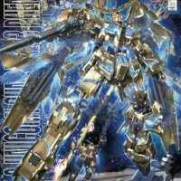 MG Master Grade UNICORN PHENEX Bandai Original